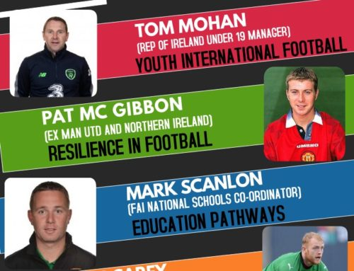 Sean McCaffrey Foundation to host a 'Football Focus' event